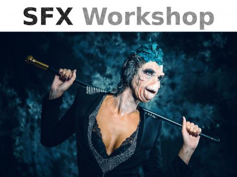 SFX Workshop Maskenteile herstellen